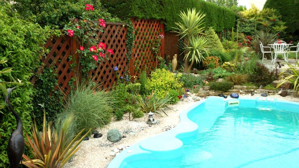 Jardin nature bessi res adresse t l phone - Amenagement autour piscine photos ...