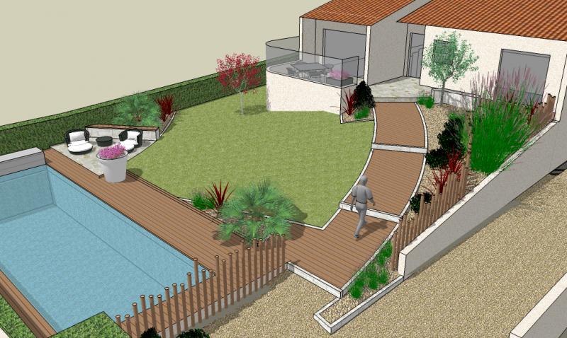 Id jardin olonne sur mer adresse t l phone for Plan 3d jardin